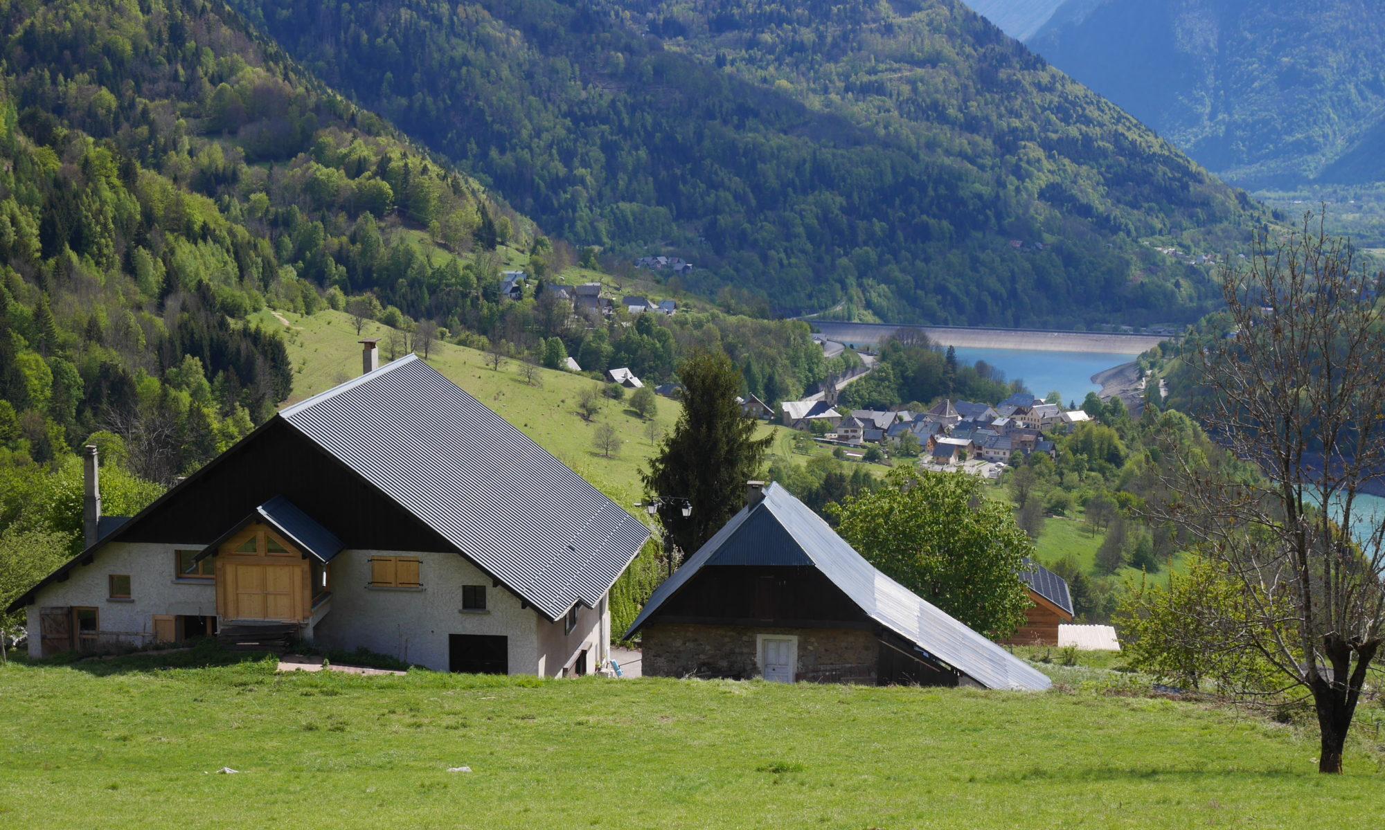 Auberge du Lac de Grand'maison